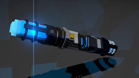 Aviatrax's Custom Sonic Screwdriver by Mars075