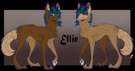 [Fursona] Ellie 2019 by xLittleFrankx