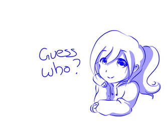 Guess who? by XxAnimatedDreamerxX