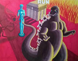 Godzilla NES Run by ShadowDragon6114