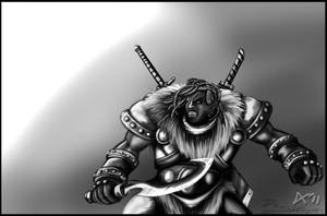 Speedpaint2 by Darkdarius