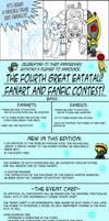 Fanart contest by Darkdarius