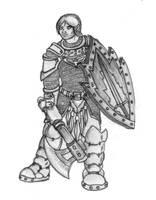 warr by Darkdarius
