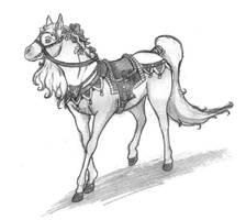 horses by Darkdarius