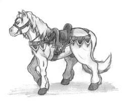 horses2 by Darkdarius