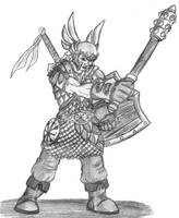 cleric by Darkdarius
