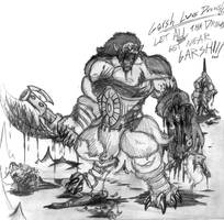 garsh by Darkdarius