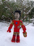 Iron Man by Twinsmanns