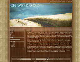 Country Style Web Interface by CHgFx