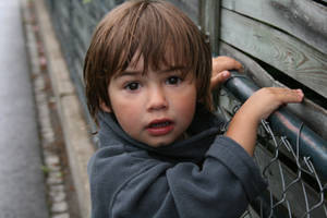 little boy by b0undless