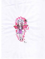 Chibi Daemon by Angelheartdream