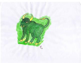 USF Bull by Angelheartdream