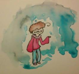 Nani Loves The Rain by Angelheartdream