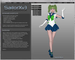SailorXv3.07.03 - LAUNCHED by SailorXv3