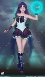 SXv3.26 - Sailor... Hurricane by SailorXv3