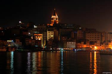 Galata Tower by proze