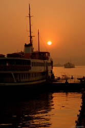 Steamboat by proze