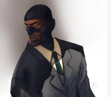 Spy Yet Again by Desolee