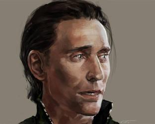 Loki by Desolee