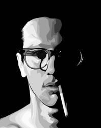 John Frusciante by AAIGHT222