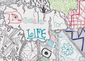 Doodler For Life by Warm-Autumn