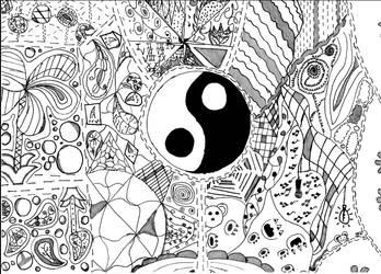 Yin-Yang by Warm-Autumn