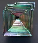 Giant bismuth! (Bi) by CrystalCircle
