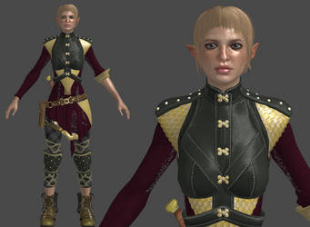DAI Sera 'Armour' XPS (updated) by Padme4000