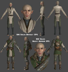 DAI Solas Default and Heavy Armour XPS by Padme4000