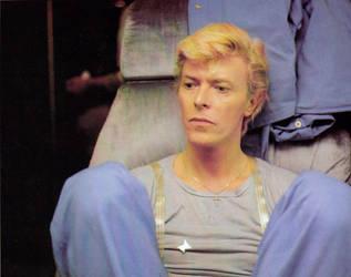 Bored Bowie by modbeatlefan