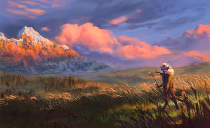 journey by krooku