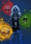 Skulls by CHADinskee