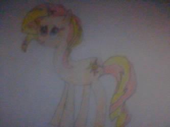 Sunset Shimmer Sketch by budderguy42