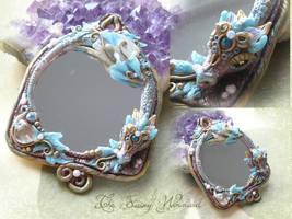 Portal Dragon Air by EnchantedTokenArt