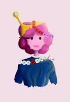 Bubblegum by LouisMonasterio