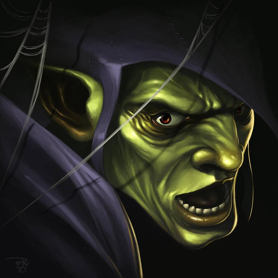THE GREEN-OSBORN by totmoartsstudio2