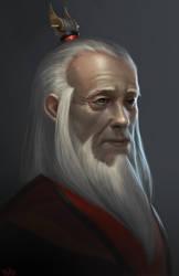 Avatar Roku by totmoartsstudio2