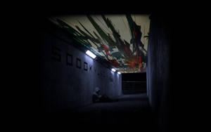 Wallpaper spookyLab5 by ispooky83