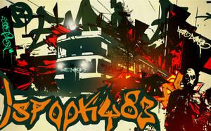 Wallpaper spookyLab4 by ispooky83