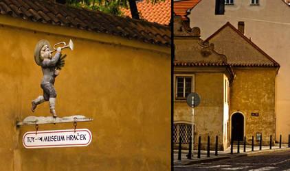 Prague Herald by Asetskaya