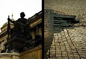 Prague Obscurity by Asetskaya