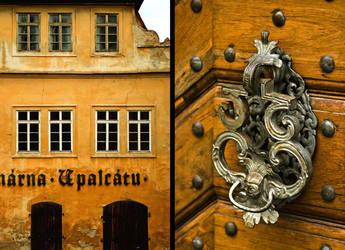 Prague Handles by Asetskaya