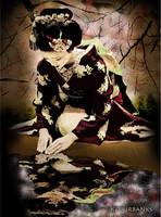 Geisha Reflection by kfairbanks