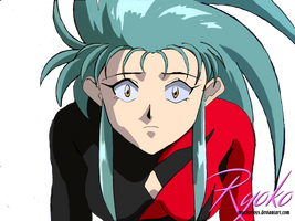 Ryoko Hakubi by MurderToys