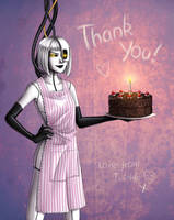 Thank You by TwinklePowderySnow