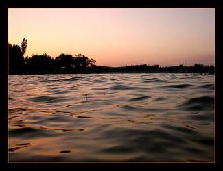 Lago Rapel by JohnAss