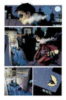 Robin  Annual pg 1 by DerecDonovan