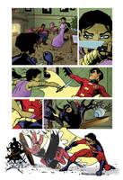 Robin annual pg 18 by DerecDonovan