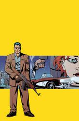 Quinn Novel Cover by DerecDonovan
