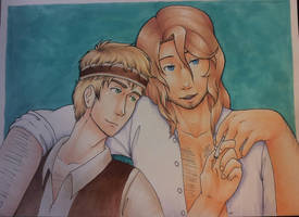 APH: I'm High on You-Know-What by RandyZorra